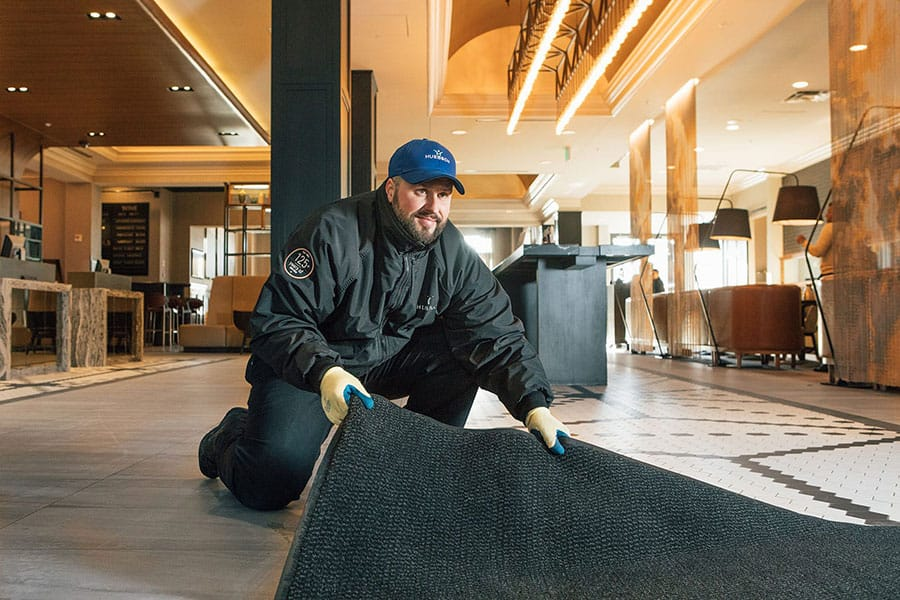 Commercial Rugs and Floor Mats